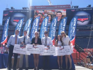 John Lynch Foundation honors student-athletes