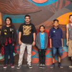 Denver muralist creates work with budding artists
